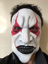 Jim Raíz Estilo Máscara de Látex Réplica Slipknot Disfraz Halloween Bufón James
