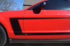 05-09 Mustang [RCSG] Reverse C-Stripe Vinyl Decals in GLOSS Black - 06070820