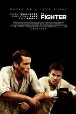 The Fighter Affiche Film - Christian Bale, Mark Wahlberg: 27.9x43.2cm Boxe