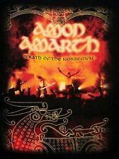 AMON AMARTH dvd cvr WRATH OF THE NORSEMEN Official SHIRT LAST MED oop