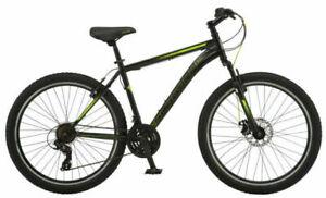 "Schwinn Sidewinder 26"" 21 Speed Men's Mountain Bike - Black"