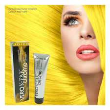 Joico - Vero K-PAK Chrome Demi Permanent Color RY Really Yellow Hair Colour 60ml