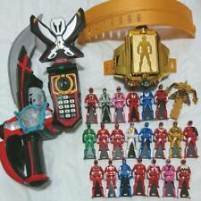 GOKAIGER POWER RANGERS Super Megaforce Mobirates ranger key saber Set 835