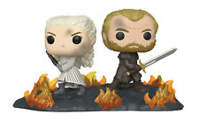 Game of Thrones Pop! Vinyl TV moments Daenerys & Jorah avec épée Funko