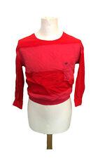 Adidas Neo Women's Red/Pink UK10 Top