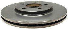 Disc Brake Rotor-Non-Coated Front ACDelco Advantage 18A185A