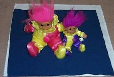 Two Russ Clown Trolls