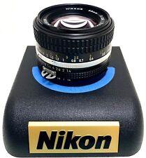 Excellent+++ Nikon AI-S Nikkor 50mm F/1.4 Camera Prime Lens Manual Focus ais