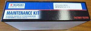 Suzuki Maintenance Kit DF4/ 5/ 6 (11~)