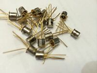 460(2N3376) P-CHANNEL, Si, SMALL SIGNAL, JFET LOT OF 1