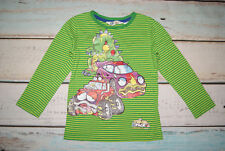H&M Boys The Trash Pack Print Striped Pattern Long Sleeved Top Age 2-3 Years