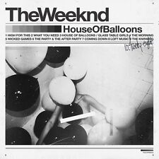 The Weeknd - House of Balloons [New Vinyl LP] Explicit