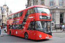 New bus for London - Borismaster LT25 6x4 Quality Bus Photo