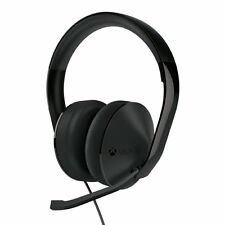 Microsoft Xbox One Stereo Headset with Mic - Black- for Xbox One - No Adapter ™
