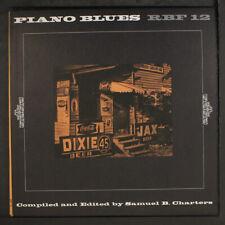 "VARIOUS: piano blues RBF 12"" LP 33 RPM"