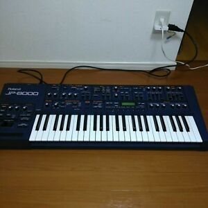 "USED ROLAND JP-8000 Synthesizer Keyboard ""Exc"" From Japan Fast Arrival"