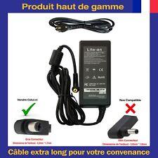 Chargeur d'Alimentation 19V 3,42A 65W Pour PC Portable Acer Modèle A11-065N1A