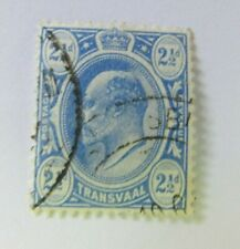 c1905  Transvaal Province of South Africa SC #284  Used stamp