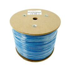 Cat6 300m/305m UTP Ethernet Data Cable Roll Lan Network Solid Core on Reel