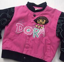 Dora Jacket Coat JH Design Sz 2T Heavy Weight Snap Button Vintage Rare!