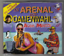 ACHIM MENTZEL - IN ARENAL IST DAMENWAHL & EIN MANN BRAUCHT SEIN BIER & IN ARENAL