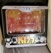 Empty Kiss 2012 Limited Edition Pez Collectible Tin