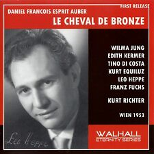 Daniel F. E.... chercher: le cheval de bronze-JUGE-Vienne 1953/2 CD-Set