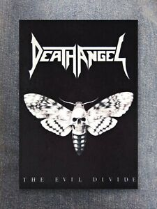 Death Angel patch sew on printed textile patch thrash metal heavy hard rock band