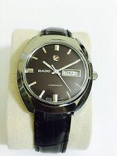 Vintage Men Rado Companion Automatic Brown Dial Watch Swiss Made Watch