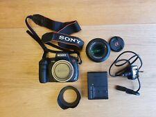 Sony A200 Alpha 10.2MP Digital SLR Camera + Sony 18-70mm Lens - AH 69570