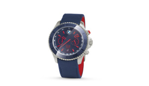 Original BMW Motorsport ICE Watch Steel Chrono Armbanduhr UPE: 243,69 €