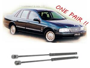 Ford Fairlane BOOT gas struts AU BA BF Series 1999 to 2007 New PAIR