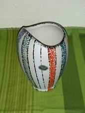 50er Jahre Keramik Vase pottery Ü-Keramik 50s Tosca mid century Fischmaul 60s
