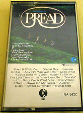 Bread The Sounds of Bread Cassette Made in Australia NA542C