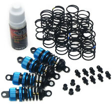 Yeah Racing 55mm alloy shock set for 1:10 RC Cars suit Tamiya HPI Blue colour