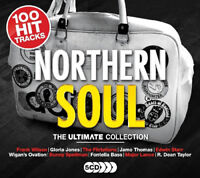 Various Artists : Northern Soul: The Ultimate Collection CD Box Set 5 discs