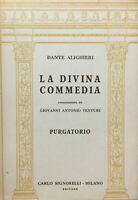 LA DIVINA COMMEDIA PURGATORIO D. ALIGHIERI -  G. A. VENTURI U749