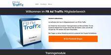 Facebook Ad Traffic 6.0 - David Seffer -  profitable Facebook Anzeigen schalten