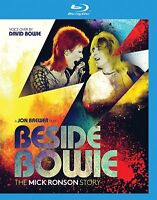 BESIDE BOWIE: THE MICK RONSON STORY (BLURAY)   BLU-RAY NEU