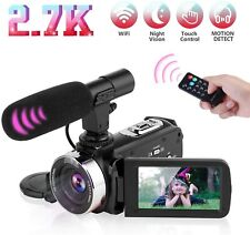 Video Camera Camcorder Digital YouTube Vlogging Camera,Nycetek Camera Recorde...
