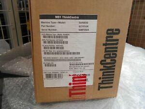 Lenovo ThinkCentre M81 (SZYE5UK). Boxed New. Old Stock.