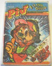 GOMMINA VINTAGE ANNI '80 DEL GIORNALINO PIU' eraser gomma rubber radiergummi 01