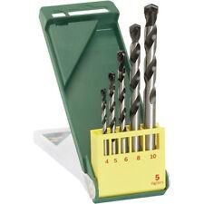 Bosch-DIY Twist DRILLS Concrete Set Straight Shank 2607019444 3165140415620#