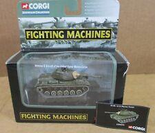 Corgi M-48 Tank Vehicles & Aircraft Of U.S. Marines Corps Die-Cast Tank Box Torn