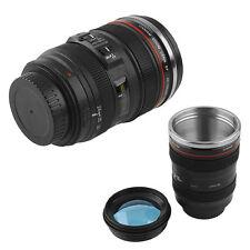 Zoom Lens Cup Taza del mismo tamaño con Canon EF 24-105mm para el café