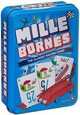 Mille Bornes Classic French Racing Card Game New Editon In Tin Asmodee ASM MIB01