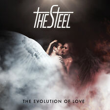 THE STEEL-The Evolution of, For fans of Rush, The Winery Dogs & Led Zeppelin.