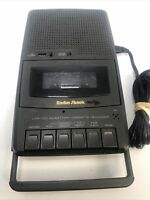 Radio Shack CTR-100 AC/Battery Cassette Recorder & Player, tested & working