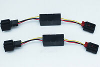 2 X Dynamic Turn Signal Indicator LED Tail Light Harness For 2012-up VW Golf mk7