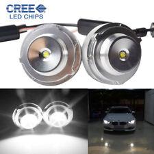 BMW 5er E60 E61 LCI 07-10 LED 80W 2*Angel Eyes Halo Rings Light Bulb Headlight